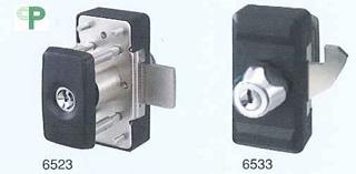 日本カバ CP認定面付補助錠(6523・6533)